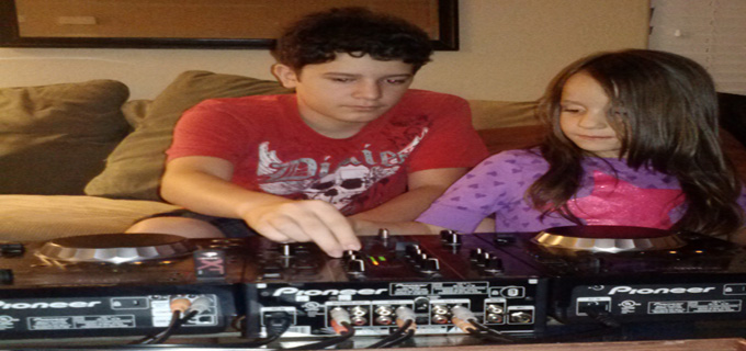 Learning to DJ