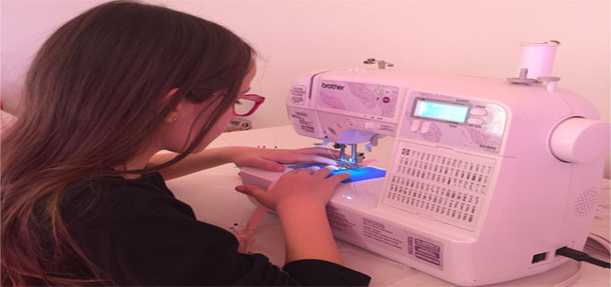 Stars New Sewing Maching