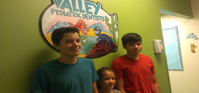 Zero Cavities Between the Three of Them