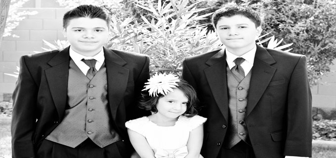 The Kids at my Wedding